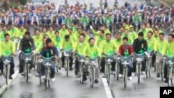 [안녕하세요. 서울입니다] 도시공해도 줄이고, 건강도 지키고… 자전거특별시 '창원'