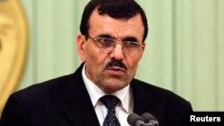 L'ancien Premier ministre tunisien Ali Larayedh