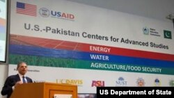 U.S. and Pakistan - Partners in Education