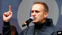 Pemimpin oposisi Rusia Alexei Navalny, kini dalam kondisi koma di Jerman (foto: dok).