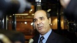 ابراهيم دباشی، معاون سفیر لیبی در سازمان ملل متحد