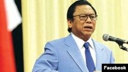 Ketua Umum Partai Hati Nurani Rakyat (Hanura) Oesman Sapta Odang (Courtesy: Facebook).