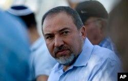 Menteri Pertahanan Israel, Avigdor Lieberman (Foto: dok).