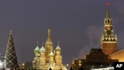 برگزاری انتخابات در روسیه