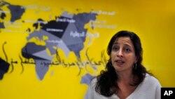 Lynn Maalouf é uma das autoras da pesquisa da Amnistia Internacional