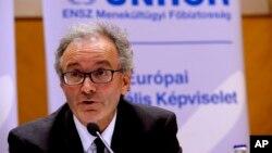 Giám đốc Văn phòng châu Âu của UNHCR Vincent Cochetel.