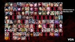 Self-immolaters in Tibet since 2009 Update 6/14/2013