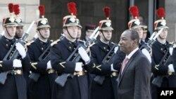 Qvineya prezidenti Alfa Konda qarşı sui-qəsd cəhdi olub