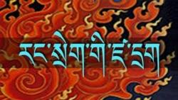 བོད་ནང་གི་རང་སྲེག་ངོ་རྒོལ་གྱི་ཛ་དྲག