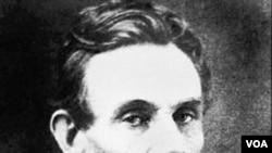 Beardless Lincoln