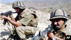 سکیورٹی فورسز کے ساتھ لڑائی میں 24طالبان ہلاک