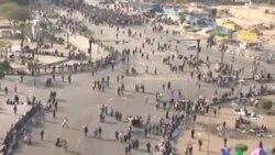 2011-11-21 粵語新聞: 埃及連續第三天警民衝突﹐20人喪生