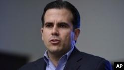 Губернатор Пуэрто-Рико Рикардо Росселло (архвиное фото)