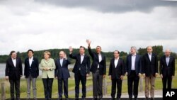 The G8 Summit