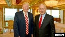 Дональд Трамп і Беньямін Нетаньягу (архівне фото)