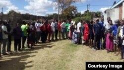 Nhengo dzeMDC-T dzichivhota musarudzo dzema primary kuMufakose