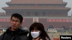 北京空氣污染嚴重