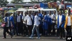 Kinshasa (AP Photo/Saul Loeb, Pool)