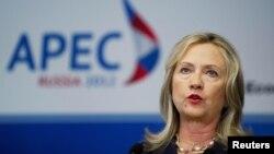 Hillary Clinton firmó un acuerdo con Rusia para elevar la cooperación científica bilateral en el Antártico.