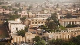 Bamako, Mali (22 mars 2012)