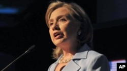 Клинтон на турнејата низ Источна Европа и Кавказ