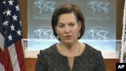 美國國務院發言人努蘭