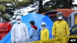 Radyasyona Maruz Kalan İki Fukuşima Çalışanı Hastanede