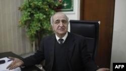 میر عبدالاحد صاحبی، شهردار کابل