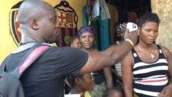 EBOLA BANA CEKINA KA TA Congo RDC DJAMANA KAN MOHAMED.