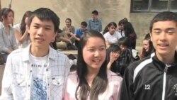 OMG! 美语 美国高中生为什么学中文?