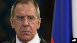 """ລັດຖະມົນຕີກະຊວງການຕ່າງປະເທດຣັດເຊຍ ທ່ານ Sergei Lavrov ເວົ້າວ່າ ປະເທດທ່ານ """"ບໍ່ເຄີຍໄດ້ໃຫ້ການສະໜັບສະໜຸນ"""" ແກ່ ລັດຖະບານທ່ານ Assad ປະທານາທິບໍດີຂອງຊີເຣຍ ຈັກເທື່ອ."""