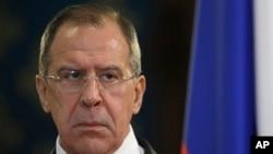 Wezîrê Derve yê Rûsya, Sergei Lavrov
