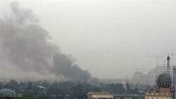 بغداد مجددا صحنه انفجارهای انتحاری در مقابل وروديه يک مرکز استخدامی ارتش بود