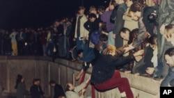 د برلین دیوال ۱۹۸۹ کال