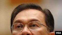Tokoh oposisi di Malaysia, Anwar Ibrahim.