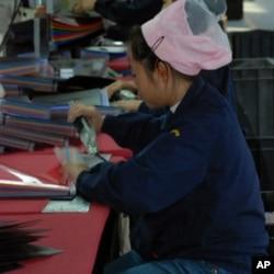 深圳市的劳工工资已经与泰国不相上下