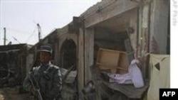 Kandahar'daki Saldırıda 22'si Sivil 35 Ölü