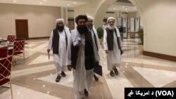 Taliban nümayəndə heyəti Qətərdə