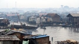 The government calls this village a slum, but residents say Makoko is not just a place, it is a way of life. (Photo by H. Murdock)