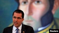 La reunión del canciller venezolano, Jorge Arreaza, con su par ruso Serguei Lavrov precederá a la reunión entre el secretario de Estado, Mike Pompeo con Lavrov en Finlandia.