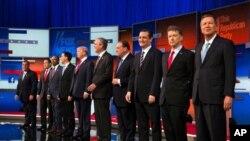 کاندیدان جمهوریخواه در انتخابات ریاست جمهوری امریکا