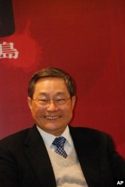 策進會董事長林振國