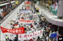 test 學者關注香港對外關係權限模糊