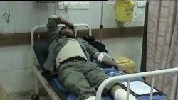 2012-02-19 視頻新聞: 伊拉克警校遭自殺襲擊18人死