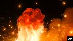 Ammunition Blast