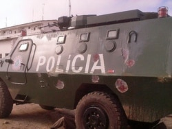 Homens armados da Renamo voltam a atacar uma coluna de militares - 2:30