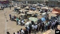 烏干達正進行選舉。