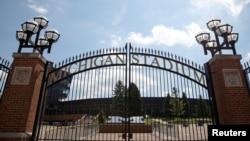 Stadion Univerziteta Mičigena, 10. avgust 2020. (Foto: Rojters/Emily Elconin)