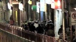 2012-05-05 粵語新聞: 玻利維亞總統推翻導致醫護人員抗議的政令