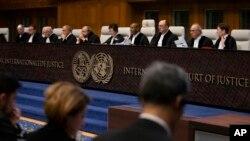 دادگاه جهانی - ۳ بهمن ۱۳۹۸